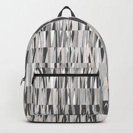Wexler Mid-Century Modern Geo in Grey Backpack