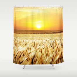 Hay You Shower Curtain