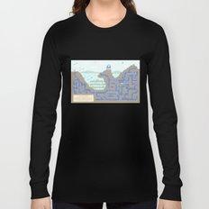 Undertunnels Maze Long Sleeve T-shirt