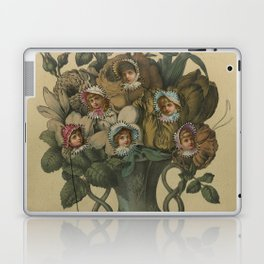 Crooked Bouquet Laptop & iPad Skin