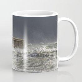 Storm Brian Hits The UK Shores Coffee Mug