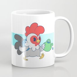Watering Time Coffee Mug