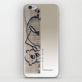 Wood Dominoes - #8 iPhone Skin