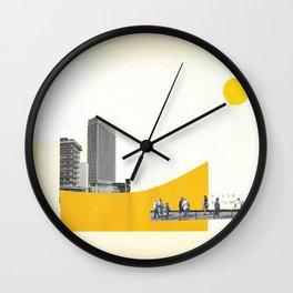 Rehabit 3 Wall Clock