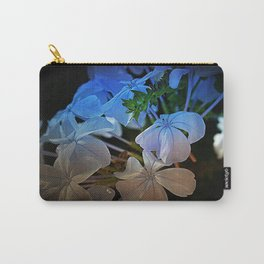 Plumbago at Sunset Carry-All Pouch