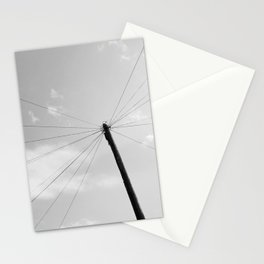 Power Pole Stationery Cards