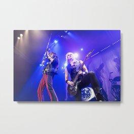 Alice Cooper Metal Print