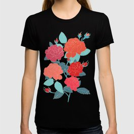 Rose Garden - Dark T-shirt