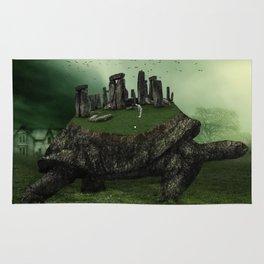 Druid Golf Rug