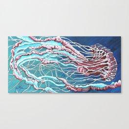 Untouchable Beauty Canvas Print
