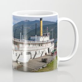 SS Moyie Sternwheeler Kaslo Kootenay Lake British Columbia Coffee Mug