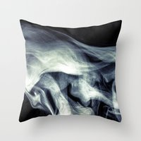 power Throw Pillows featuring Power by Patrik Lovrin Photography