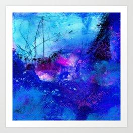 Dreams E by Kathy Morton Stanion Art Print