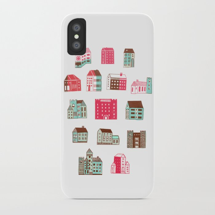 I Need A Place To Rent: Places To Rent IPhone Case By Marceloromero