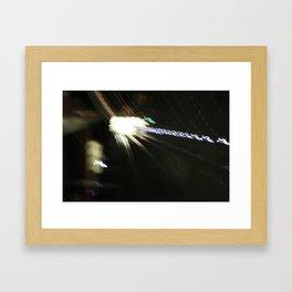 Brussels VI Framed Art Print