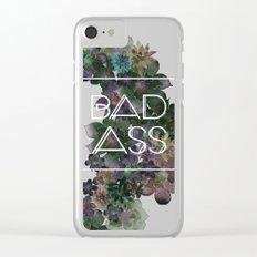 BADASS Clear iPhone Case