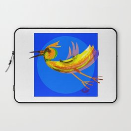Rainbow bird Laptop Sleeve
