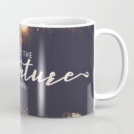 And So the Adventure Begins II Coffee Mug