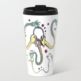 Handsy Keys by Maisie Cross Travel Mug