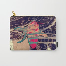 Tacky Bee Carry-All Pouch