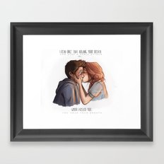 Stydia Framed Art Print