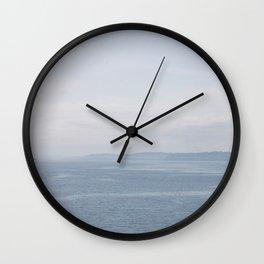 Puget Sound 2 Wall Clock