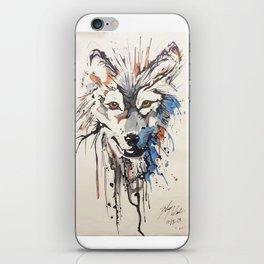 Wolff - BlueFooTattoo @SydTheKid911 iPhone Skin