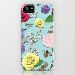 Martha's Garden iPhone Case