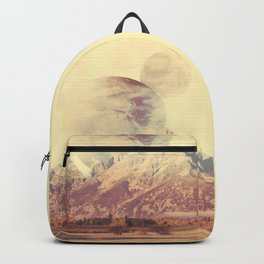 PLANETARY CONFUSION Backpack