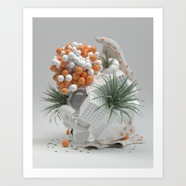 Thanksgiving Art Print