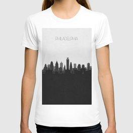 City Skylines: Philadelphia (Alternative) T-shirt