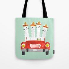 The four amigos Tote Bag