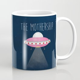 The Mothership Coffee Mug