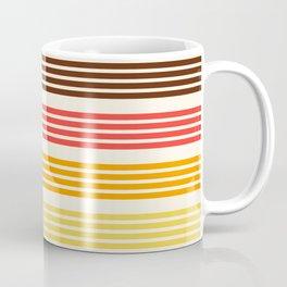 Hidenaga - Classic Retro Stripes Coffee Mug