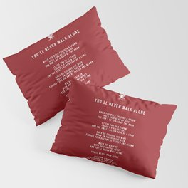 YNWA Anthem Pillow Sham
