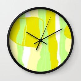 Springtime    by      Kay Lipton Wall Clock
