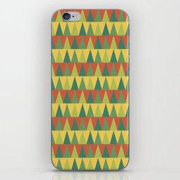 Bright Trees iPhone Skin