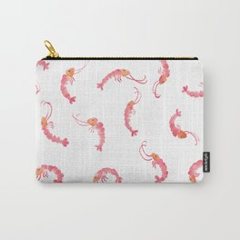 A World Full of Shrimp Carry-All Pouch