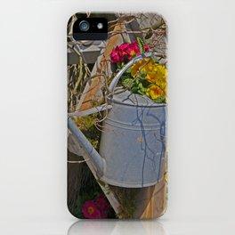 wake up Spring in Laupheim iPhone Case