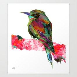 Eueria Art Print
