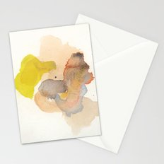 Watercolor Eleven Stationery Cards