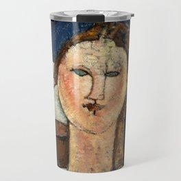 "Amedeo Modigliani ""Antonia"" Travel Mug"