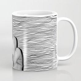 Revenge, relief, rebirth. Coffee Mug