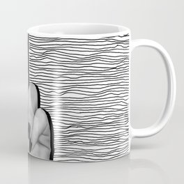Revenge, relief, rebirth. Coffee Mug
