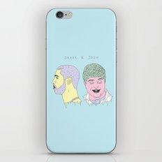 Dr8ke and Josh iPhone & iPod Skin