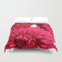 Flower Queen Duvet Cover