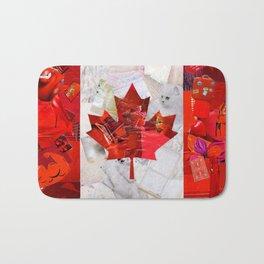 Oh Canada! Bath Mat