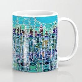 :: Blue Raspberry Martini :: Coffee Mug