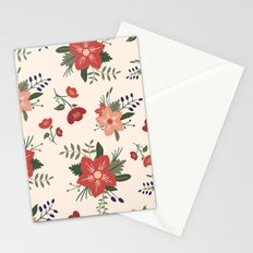 Dorthy Florals Stationery Cards