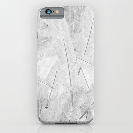Feathered (Pattern). iPhone & iPod Case